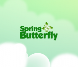 Spring Butterfly